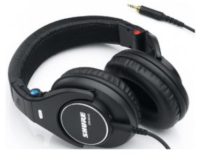 Auriculares piano digital Shure SRH840