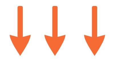 Flechas para compartir en redes sociales propolmel