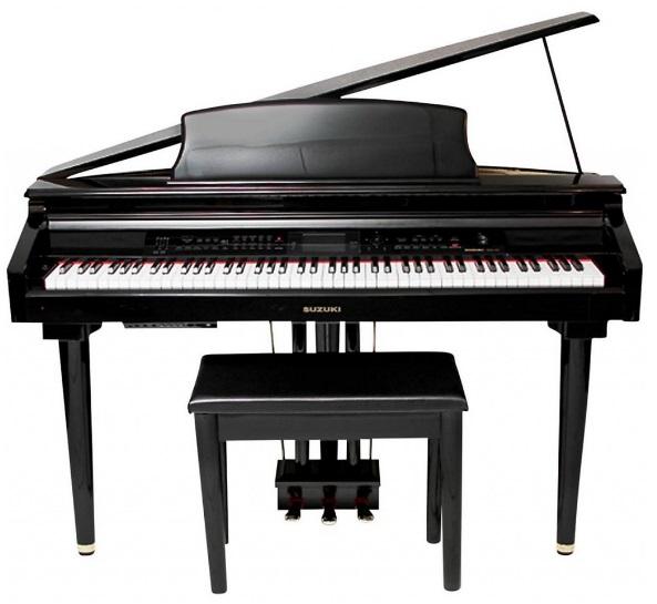 gran piano de cola suzuki mdg 300
