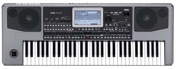 piano digital korg pa900