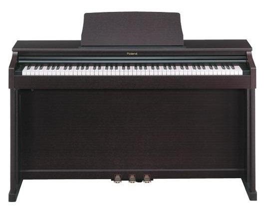 piano digital roland hp 201