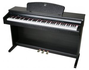 piano digital williams overture de 88 teclas