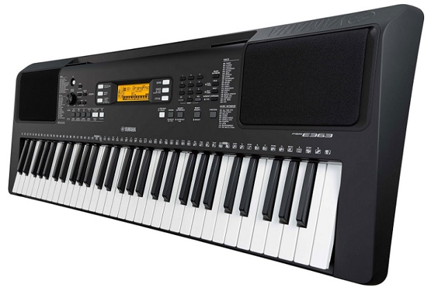 piano digital yamaha PSR E363