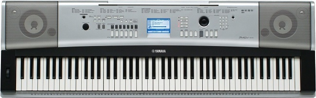 piano digital yamaha dgx530