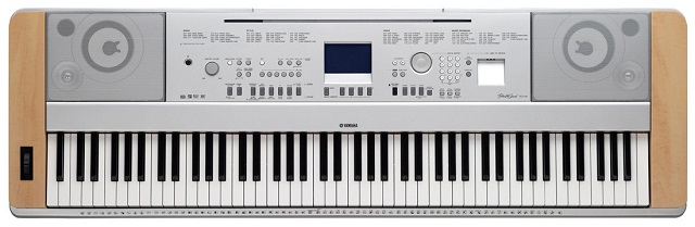 piano digital yamaha dgx640
