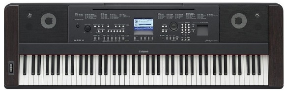 piano digital yamaha dgx650