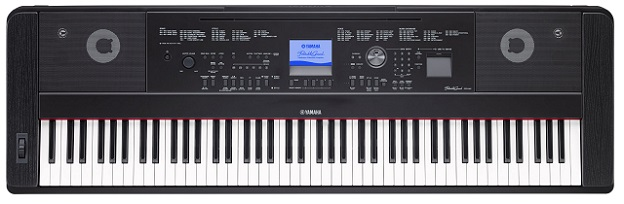 piano digital yamaha dgx660