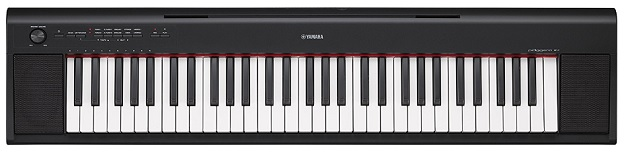 piano digital yamaha np12b