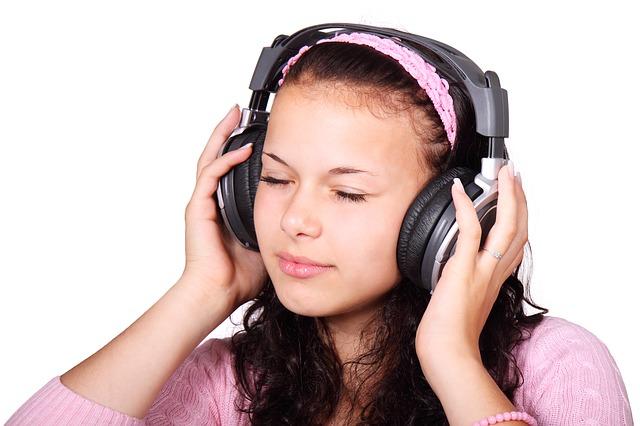 sonido auriculares piano