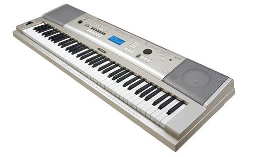 teclado digital portatil yamaha ypg 235