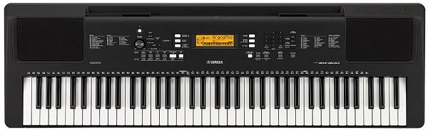 piano digital yamaha PSR EW300