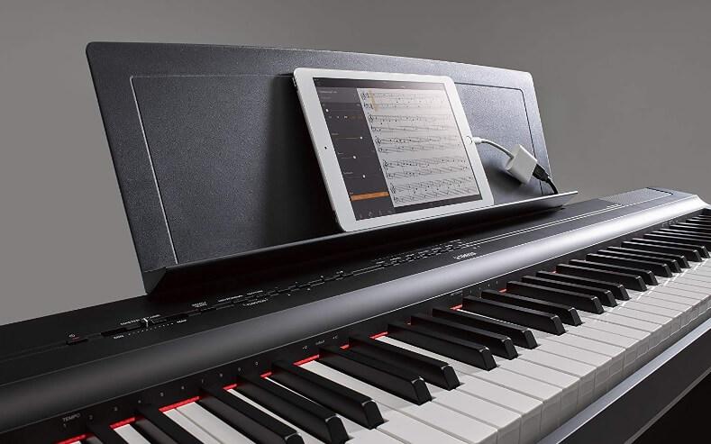Comprar Piano Yamaha p125