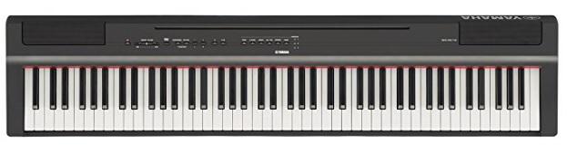 Piano digital Yamaha p125